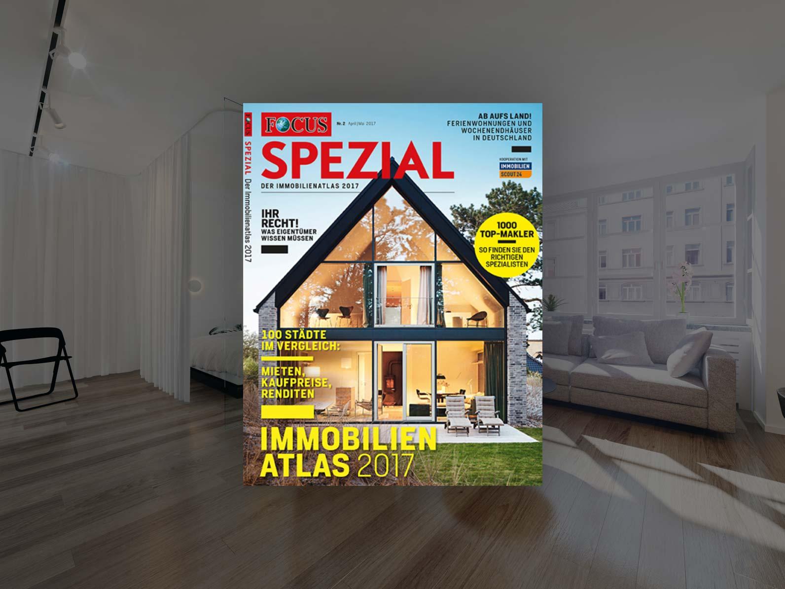 Focus-Spezial: Landler Immobilien zählt zu den besten Maklern Deutschlands