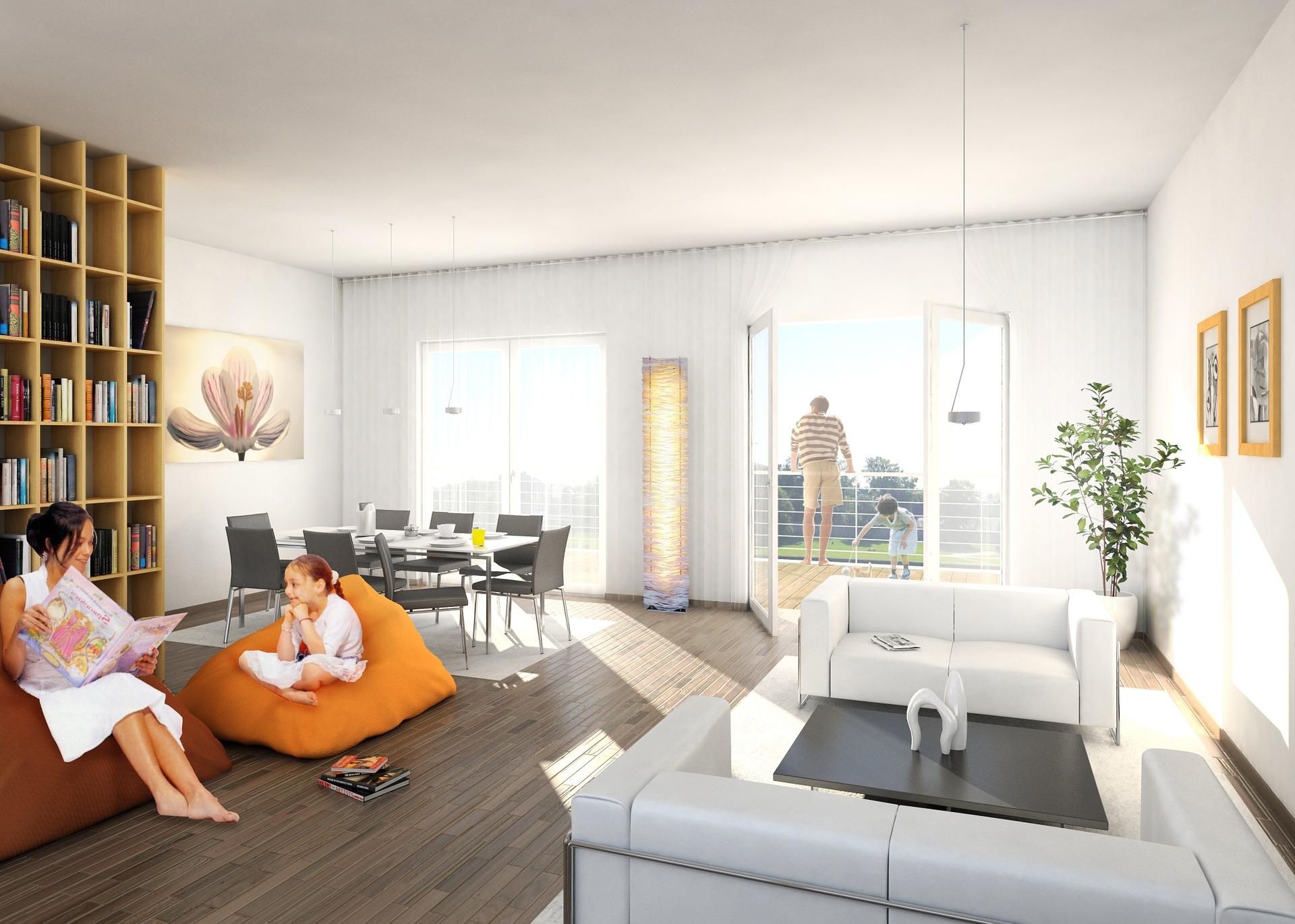 Wann darf der Vermieter die Wohnung besichtigen?