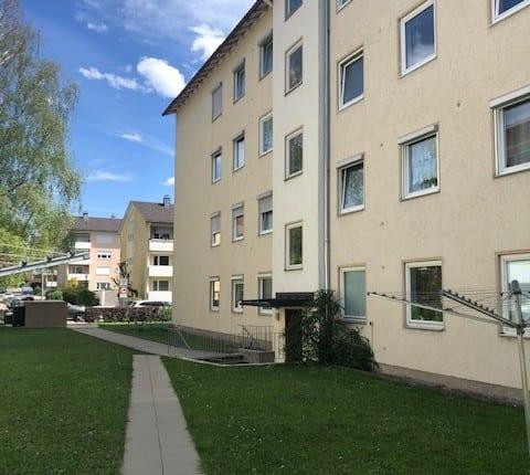 Charmante 3-Zi-EG-Whg. mit Balkon in Traunstein