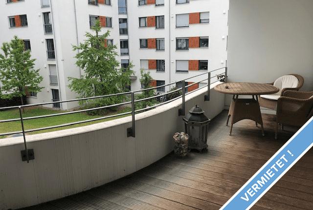 Moderne 3-Zi-OG-Whg. mit Balkon München – Schwabing – Freimann – Wunderbare Lage, Qualität und Ausstattung