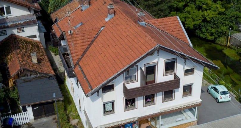 3 Wohn- und Geschäftshäuser in zentraler Lage in Übersee am Chiemsee – ohne Provision!