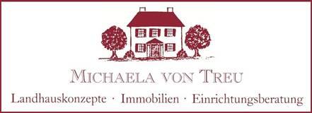 Logo von Michaela von Treu Immobilien