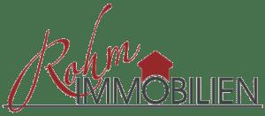 Logo von Rohm Immobilien