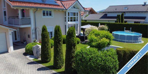 Traumhaus im Chiemgau in Übersee_ Feldwies in Seenähe_verkauft
